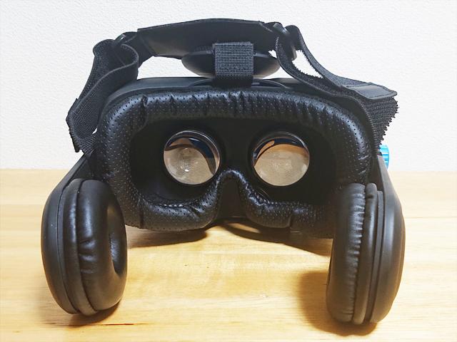 VRゴーグル フェイスクッション交換完了