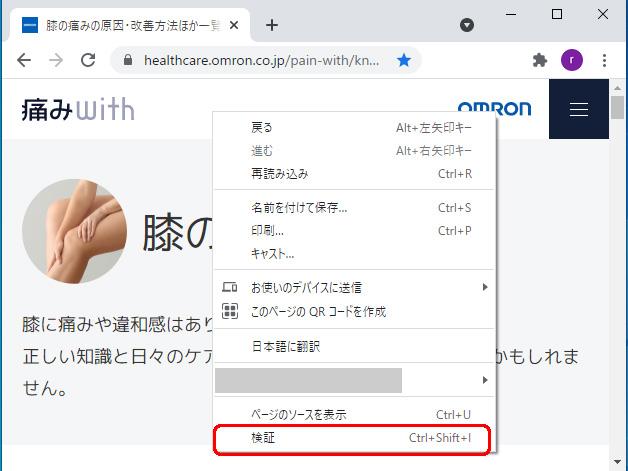 Chrome Ctrl+Shift+I